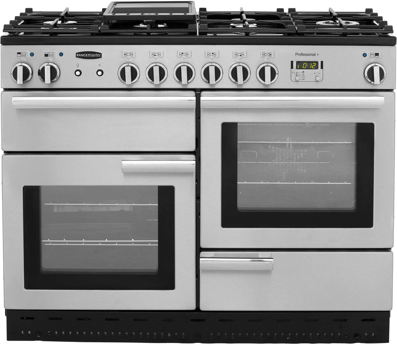 Large range oven cleaned by Ultra Clean Ovens from £125