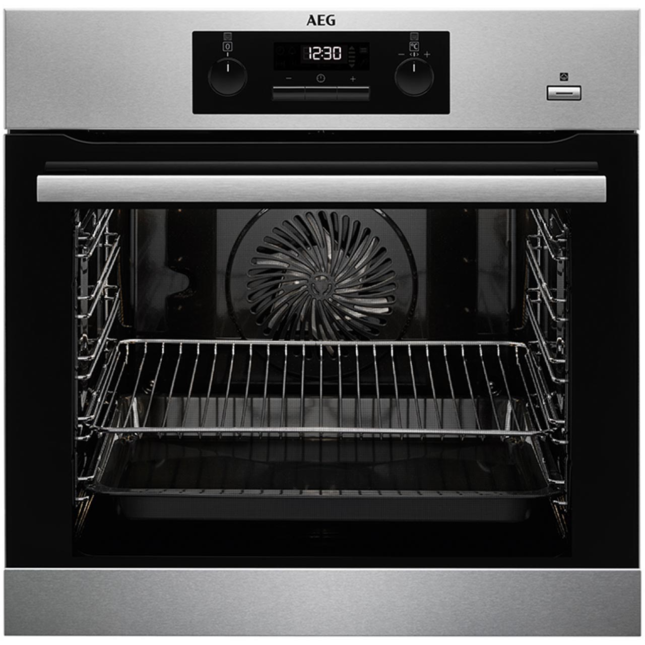 Single oven cleaned by Ultra Clean Ovens - £59